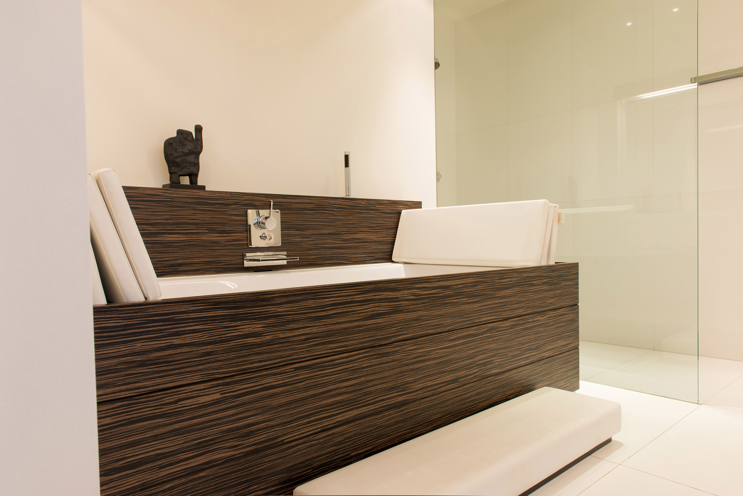 Bad volledig uitgewerkt